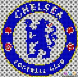切尔西队徽 标志
