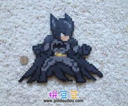 蝙蝠侠拼豆