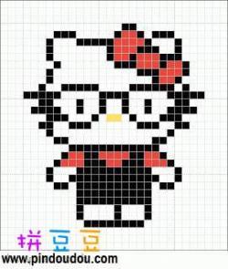凯蒂猫KITTY猫眼镜版