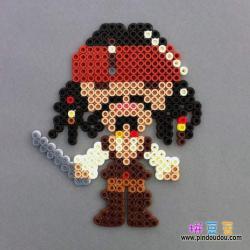 加勒比海盗杰克船长