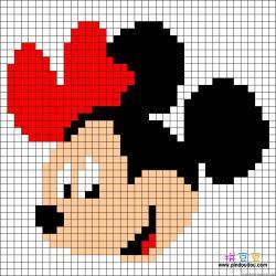 迪士尼米老鼠米妮