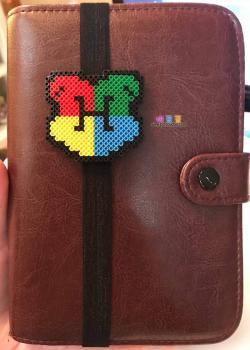 哈利波特标志装饰钱包